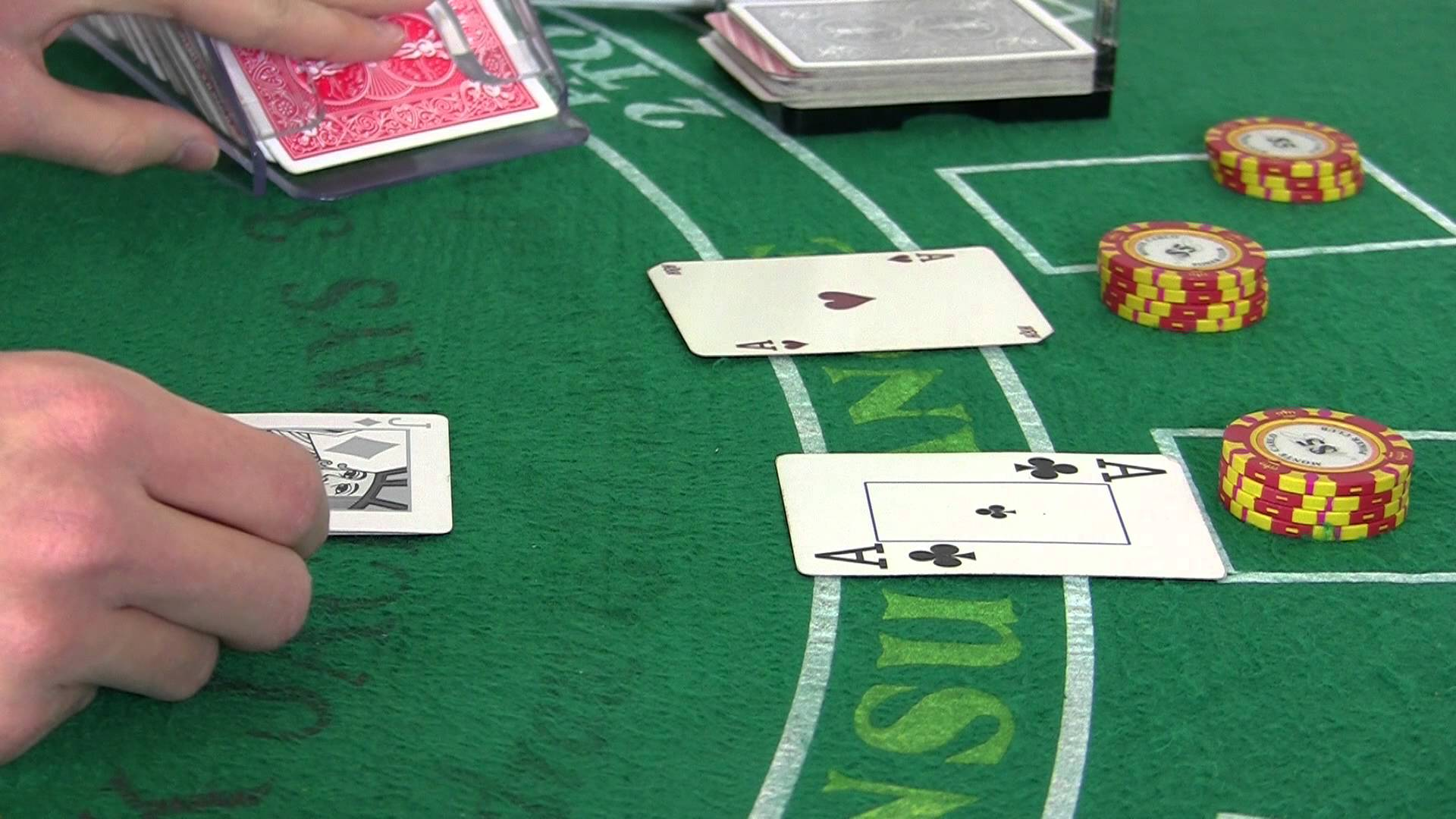 5 dollar blackjack vegas