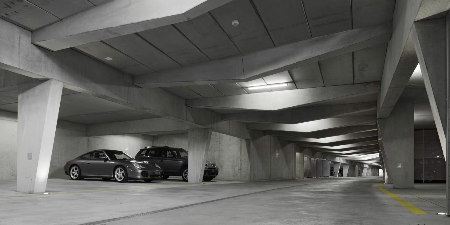 Location de parking : une solution durable