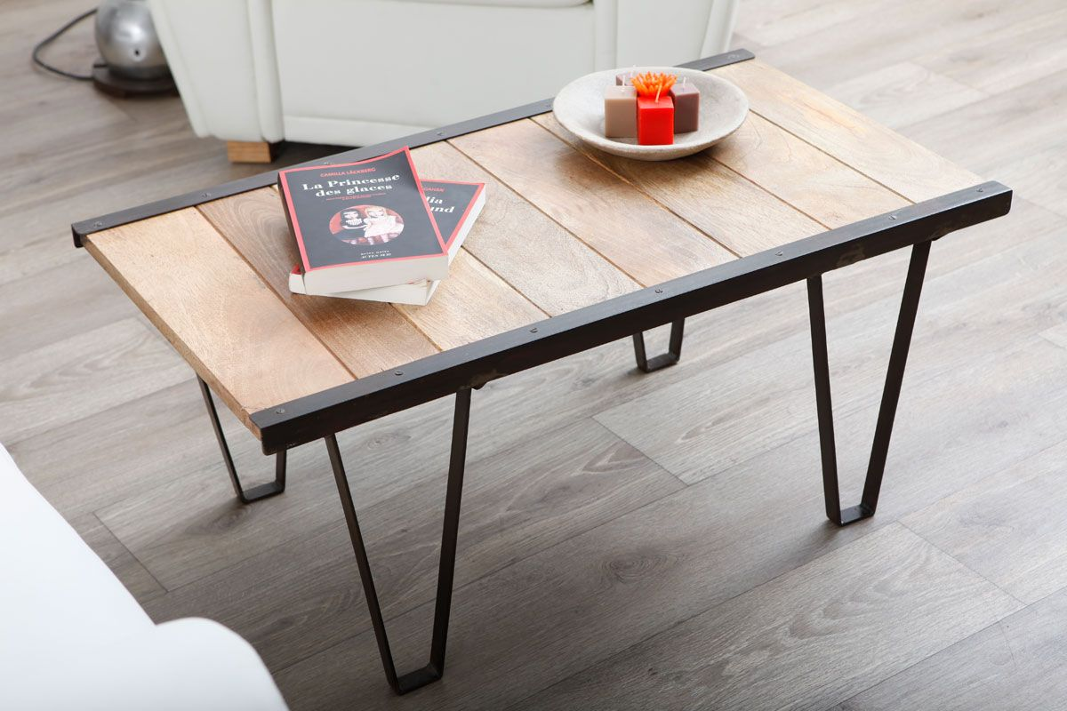 Tables basses : attention aux dimensions de ce meuble